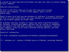 bluescreen-screensaver