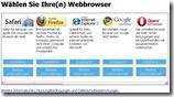 Informationen zu Webbrowsern - 01