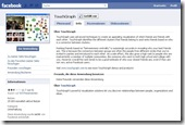 Facebook I TouchGraph
