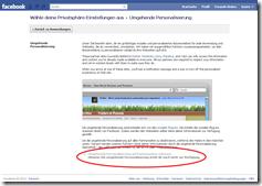 fb_instant personalisierung