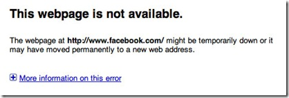 facebook-unavailable