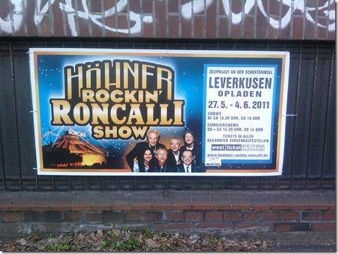 Höhner-Roncalli 2011 LEV
