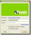 weblin_Automatischer Account