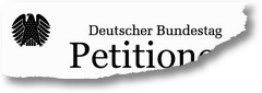DBtg - Petitionen